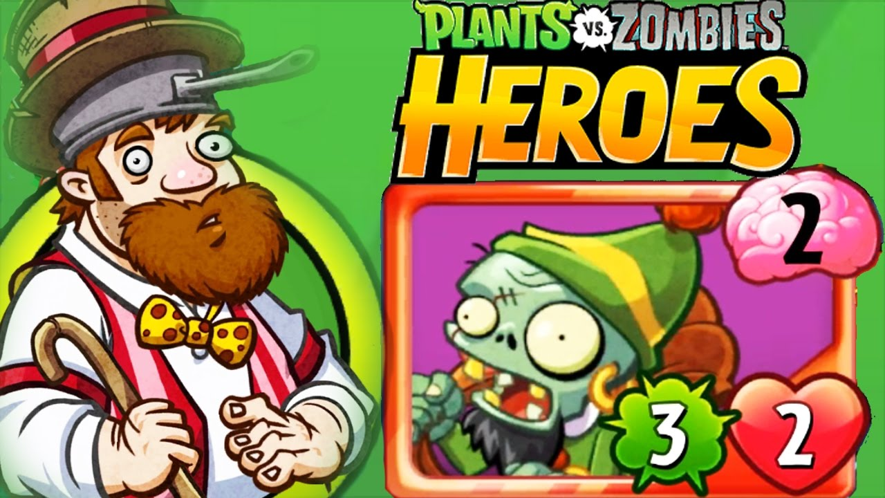 Plants Vs Zombies Heroes - New Update Exclusive Christmas Cards ...
