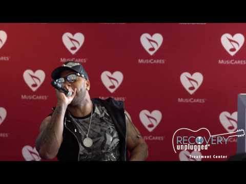 FLO RIDA Live At Recovery Unplugged to support Music Cares