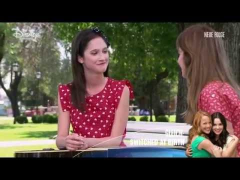 Violetta 2 - Anna und Francesca singen Ser mejor (Folge 61)