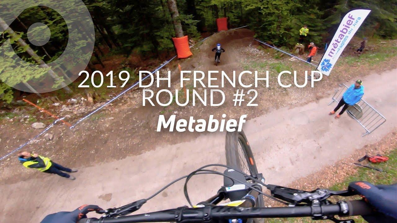 Download Course preview: METABIEF DH Coupe de France (manche #2) 2019