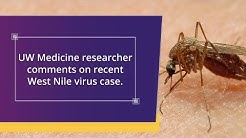 How West Nile virus is transmitted