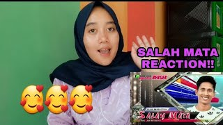 BERGEK FEAT NOVIANTY - SALAH MATA HD VERSION REACTION!!