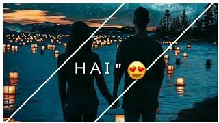 Latest Whatsapp Status || Chal Wahan Jaate Hai || Love Song || New Status Video 2018