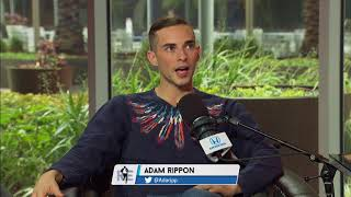 2018 Olympic Bronze Medalist Adam Rippon on The First Time He Realized He Wanted To Skate - 3/22/18