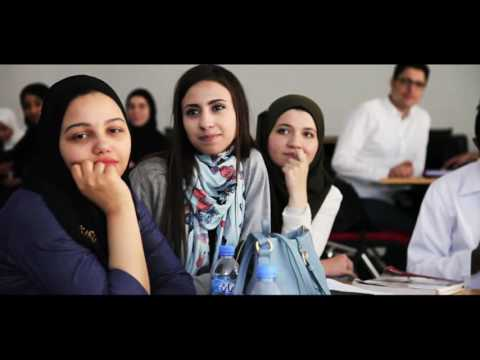 Student Life at College of Medicine Qatar University