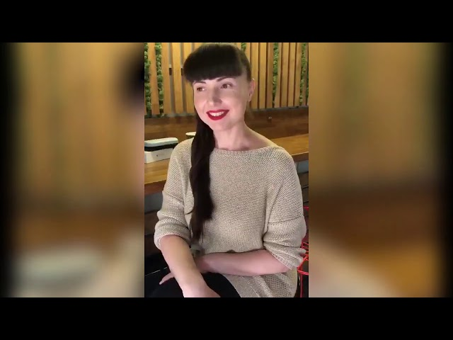 [Виктория Киев] Видео отзыв о программах Дианы Щербанской