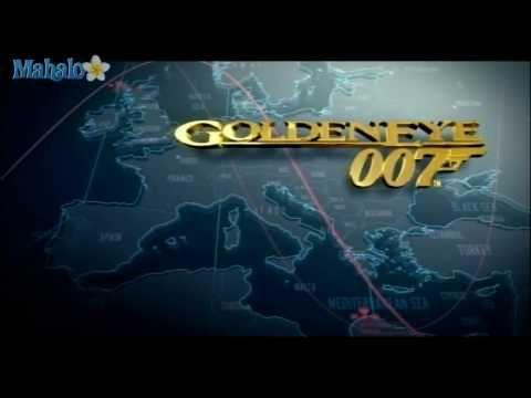 Goldeneye 007 Opening Cut Scene Parody Song