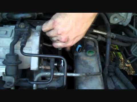 Port Fuel Injection Diagram Fixing A 92 Olds Cutlass Ciera S Youtube
