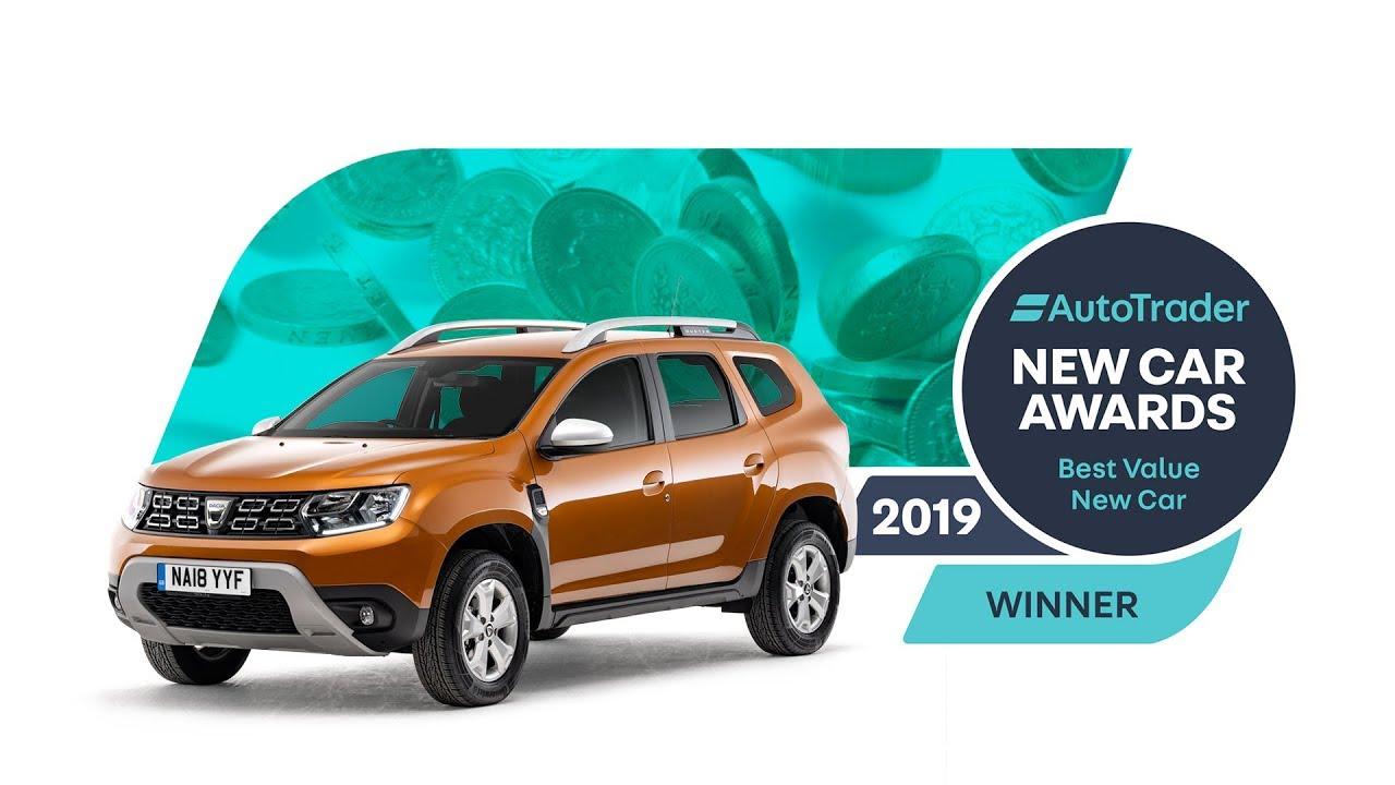 Auto Trader New Car Awards 2019 Best Value New Car Youtube