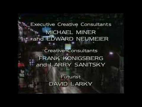 Robocop Tv Series End Credits Future To This Life Youtube