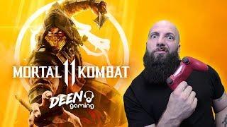 STORY CH. 1-9 | Mortal Kombat 11 (PS4) LIVE GAMEPLAY thumbnail