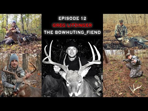Going 4 Broke Outdoors Podcast Episode 12   Greg Litzinger   Mountains and Morning Hunts