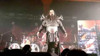 Watch Lordi Give Your Life For Rock n Roll video