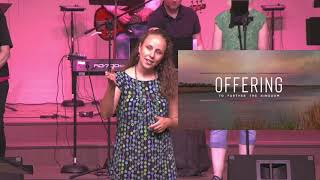 Contemporary Service - Who is Jesus? Week 2  Jesus teaches us: July 18, 2021