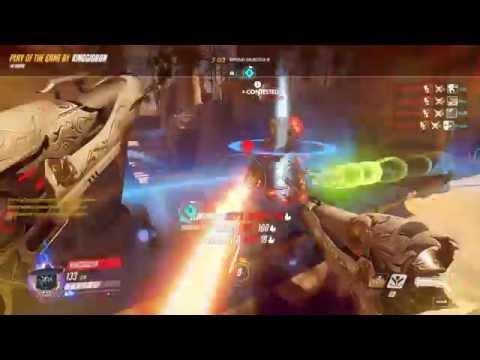 Overwatch: Reapers back door destruction