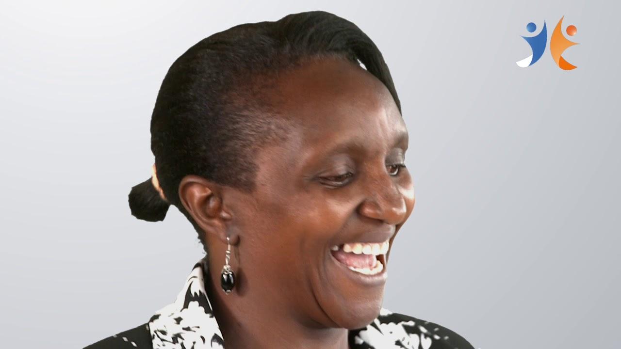 shabiki Jackpot Mbao 026 Winner - Esther Njoroge