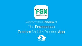 Foreseeson - Mobile App Preview - FOR346W