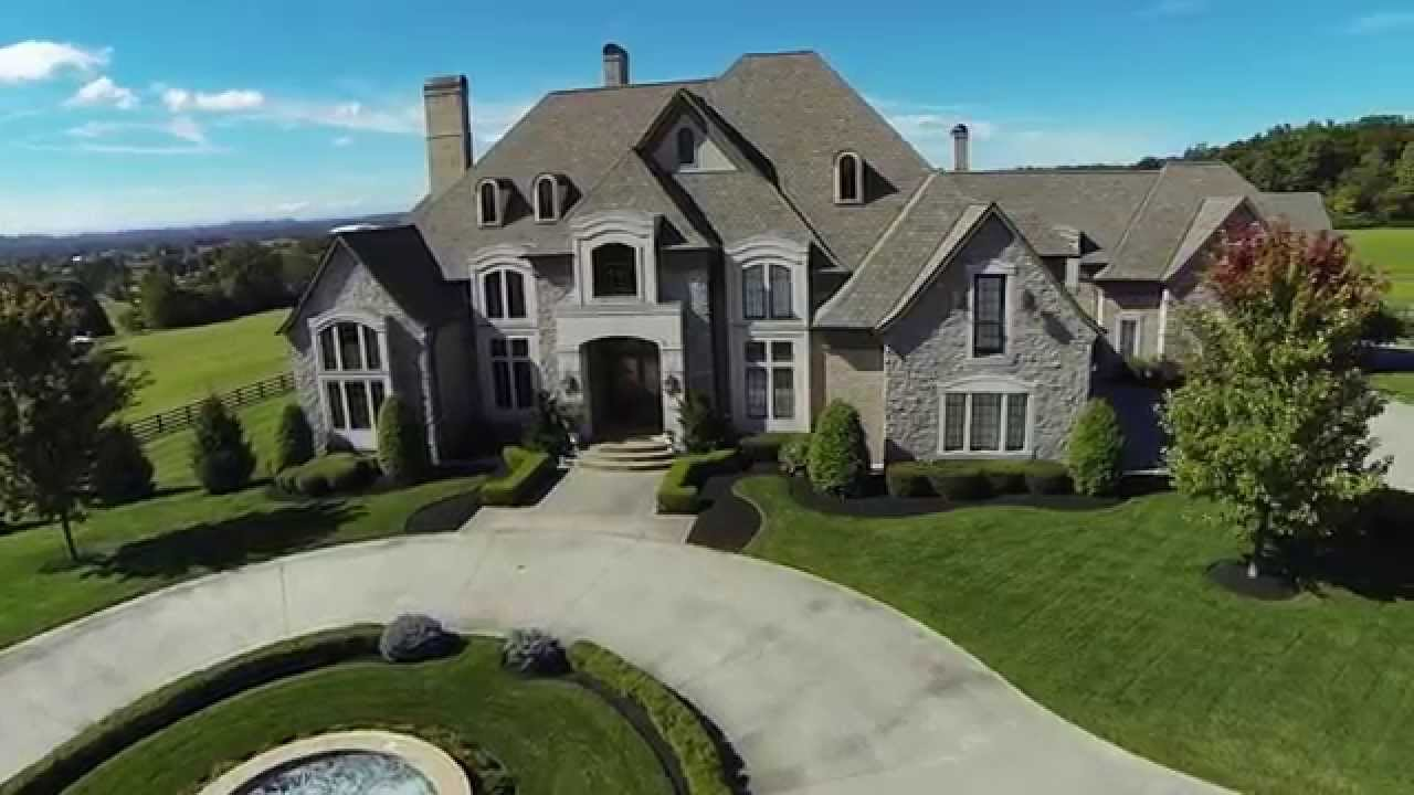 Prestigious East Tennessee Mansion - $2,900,000 - YouTube