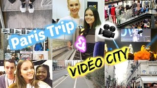PARIS TRIP & VIDEO CITY | ROMY