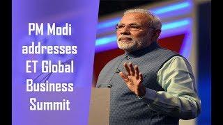 PM Modi addresses ET Global Business Summit thumbnail