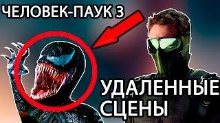 ЧЕЛОВЕК-ПАУК 3 - ВАЖНЫЕ ВЫРЕЗАННЫЕ СЦЕНЫ!