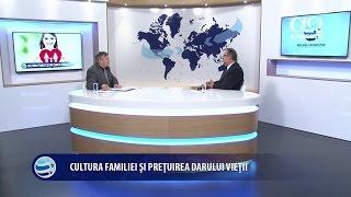 Realități și perspective 40 - Cultura familiei și prețuirea darului vieții - Petru Bulica