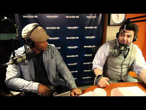 "Adam Richman recites Eminem's ""Square Dance"" on #SwayInTheMorning"