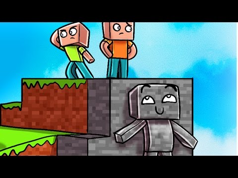 Minecraft | I AM STONE HIDE AND SEEK! (I AM STONE CHALLENGE)