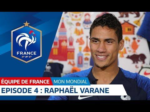 Ma Coupe du monde : épisode 4 - Raphaël Varane