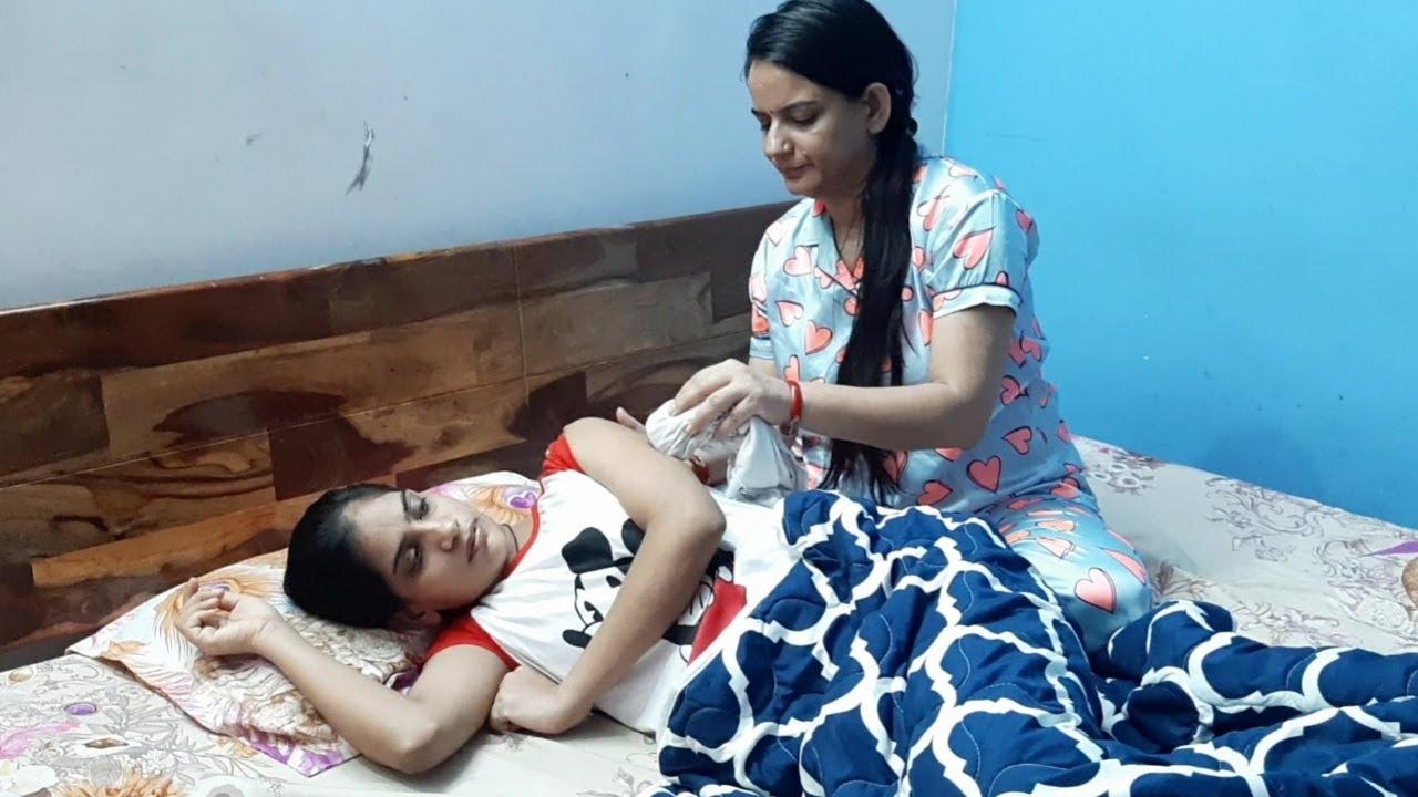 NANDINI Ki Halat Kharab Ho Gayi Vaccination Ke Bad😒