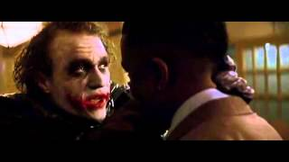 Joker - Warum denn so Ernst ? - German/Deutsch - The Dark Knight - 2012
