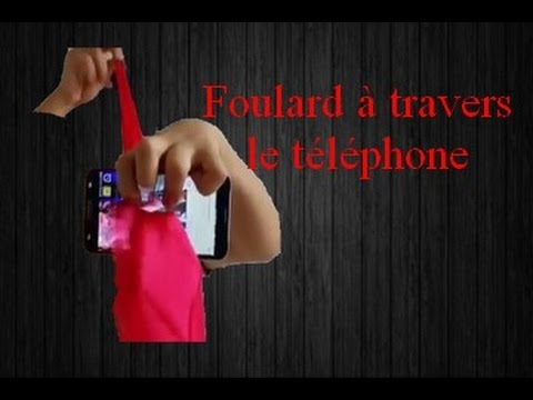 tour de magie par telephone
