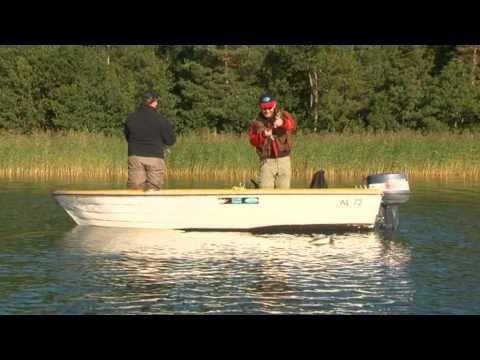 IZUMI fishing lures field testing