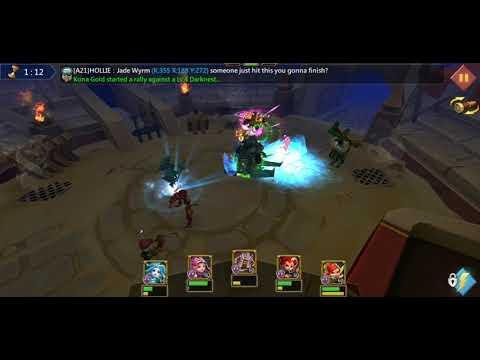 Lords Mobile Colosseum Error #1