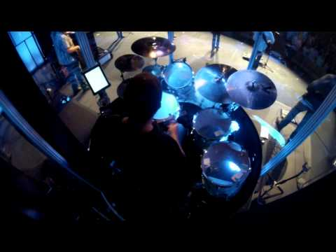 """Church at Viera drum cam - """"This is Amazing Grace"""" (Jeremy Riddle)"""