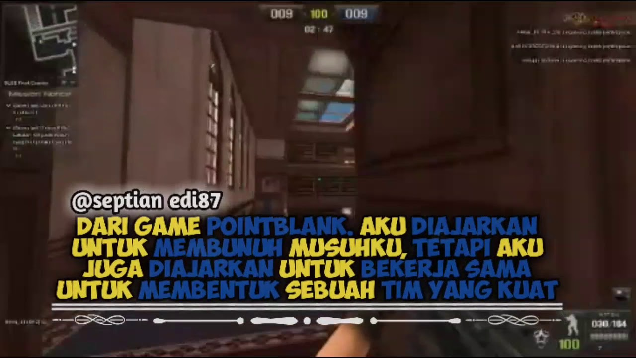 story wa pointblank keren quotes gamers