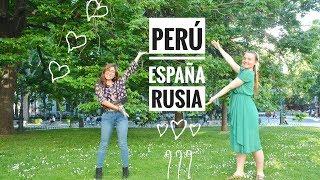 Perú, España, Rusia: ¿Cuánto Tenemos En Común?