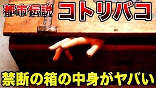 見るな!!開けてはいけない箱『コトリバコ』の中身が怖すぎる!【怪異症候群2 #2】 狼男症候群 検索動画 26
