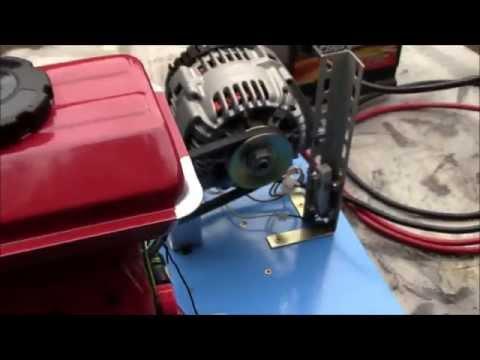 DIY 12V DC Generator v2.0