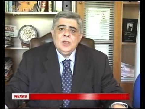 """Γενικός Γραμματέας Χρυσής Αυγής, κ. Νίκος Γ. Μιχαλολιάκος: """"Πιστή στις προεκλογικές δεσμέυσεις της η ΧΡΥΣΗ ΑΥΓΗ"""""""