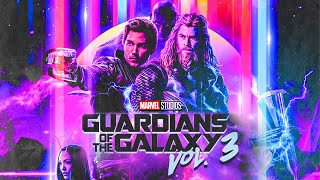 GUARDIANS of the GALAXY 3 SCRIPT DETAILS and RELEASE DATE