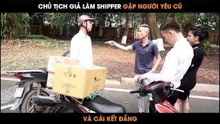 Chủ Tịch Đi Shipper Bị Người Yêu Cũ Sỉ Nhục Và Cái Kết Đắng | Tiền Nhiều Để Làm Gì - Tập 8