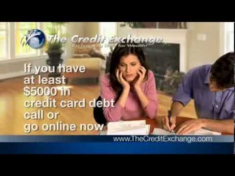 The Credit Exchange Commercial 2