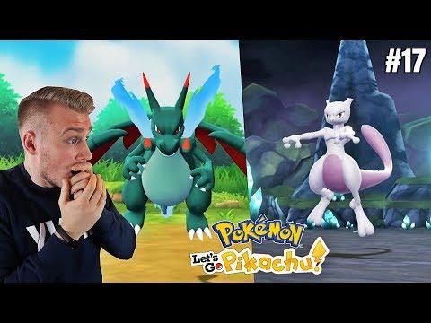 Czy złapię Mewtwo? Mega Ewolucje! (Pokemon Let's GO Pikachu ! odc. #17) thumbnail
