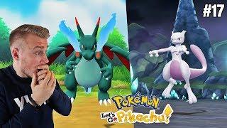 Czy złapię Mewtwo? Mega Ewolucje! (Pokemon Let's GO Pikachu ! odc. #17)