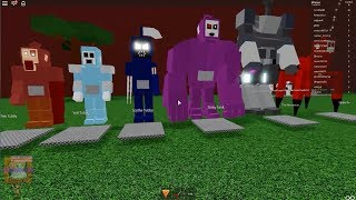 SLENDYTUBBIES (PVP) RP | Roblox