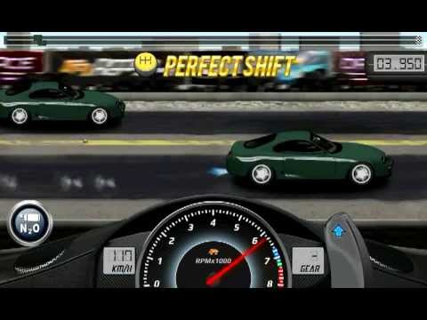 android drag racing level 5 boss