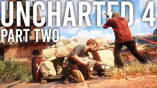 Uncharted 4 Walkthrough - Part 2