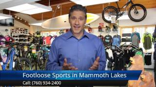 Downhill Mountain Bike Rental Reviews for Footloose Sports in Mammoth Lakes