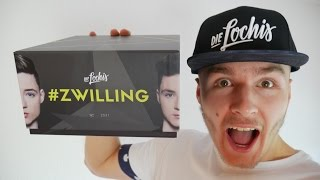 DIE LOCHIS #ZWILLING (Box-Set) UNBOXING